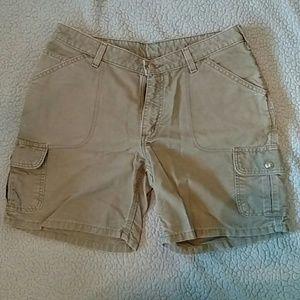 Carhartt cargo shorts size 10